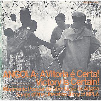 Angola: Victory Is Certain - Angola: Victory Is Certain [CD] USA import