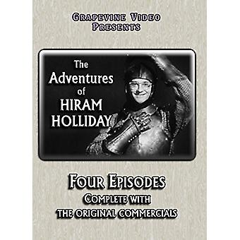 Adventures of Hiram Holliday (1956-1957) [DVD] USA import