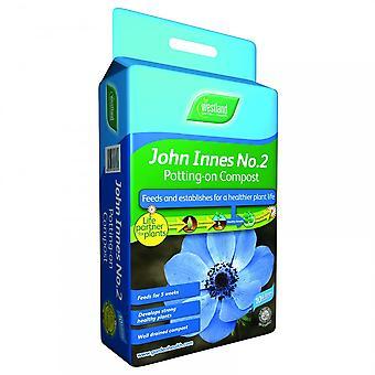 Westland John Innes No2 doniczki na kompost 10L