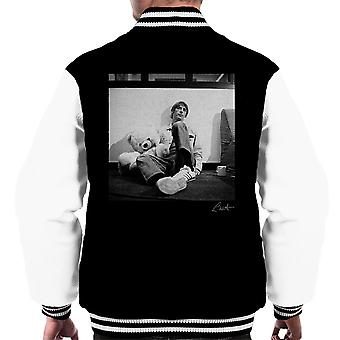 Paul Weller con Varsity Jacket Teddybear maschile