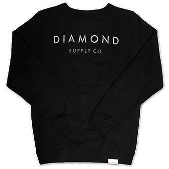 Diamond Supply Co Yacht Type Sweatshirt Black
