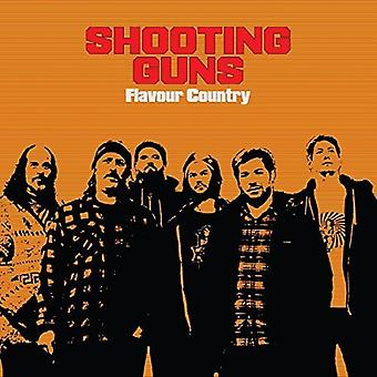 Shooting Guns - Flavour Country [Vinyl] USA import