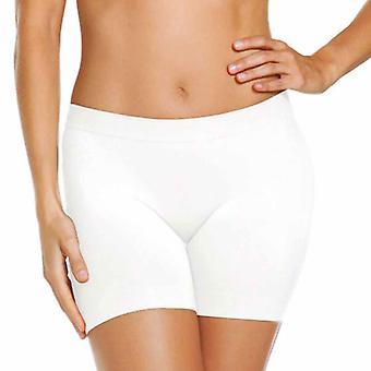 Jockey Femmes Skimmies Microfibre Sous-vêtements Slipshort-White-X-Large-short-UK14