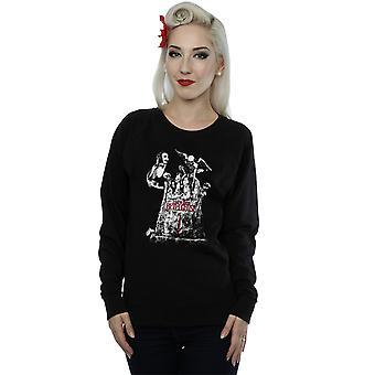 Beetlejuice Women's Graveyard Pose Sweatshirt