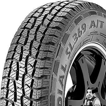 Summer tyres Goodride RADIAL SL369 A/T ( LT265/70 R17 121/118Q 10PR )