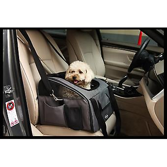 Valentina Valentti Luxury Dog Cat Puppy Pet Car Seat Carrier V4 Grey