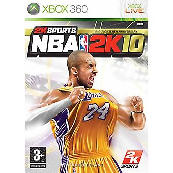 NBA 2K10 (Xbox 360) - Neu