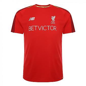 2018-2019 Liverpool Trainingsshirt (rot)