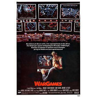 WarGames Movie Poster (11 x 17)