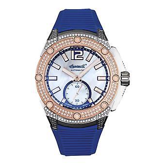 Ingersoll ladies watch wrist watch automatic San Francisco IN1104BL