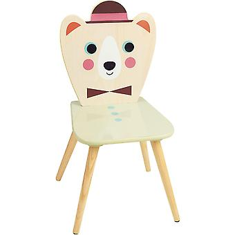 Vilac Bear with Hat Chair
