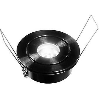 Barthelme 62515127 62515127 LED recessed light 3 W Warm white Aluminium