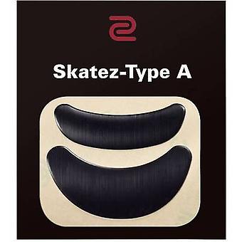 Zowie Speedy Skatez-een muis voeten zwart