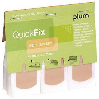 PLOMMON BR350045 QuickFix refill pack Vattentät gips