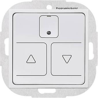 Sygonix Insert Shutter switch SX.11 Sygonix white, (glossy) 33592Y