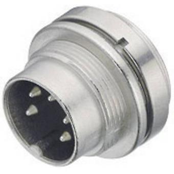 Bağlayıcı 09-0127-00-07-1 Minyatür Dairesel Konnektör Nominal akım (ayrıntılar): 5 A