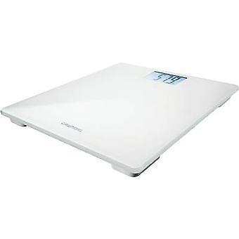 Grundig PS 2010 Digital bad skalerer vektklasser = 180 kilo Glass, hvit