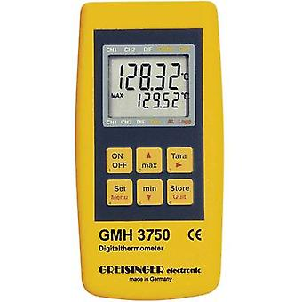 Greisinger GMH 3750-GE Thermometer -199.99 up to +850 °C Sensor type Pt100