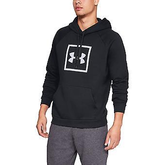 Under Armour miesten kilpailija Fleece Logo löysä sopii koulutus huppari pusero