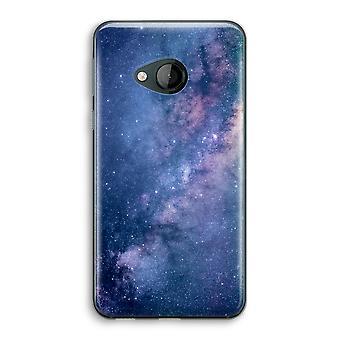 HTC U Play transparant Case (Soft) - nevel