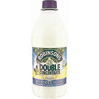 Robinsons Double Concentrate Lemon Squash