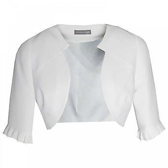 Michaela Louisa 3/4 Sleeve Edge To Edge Bolero Jacket
