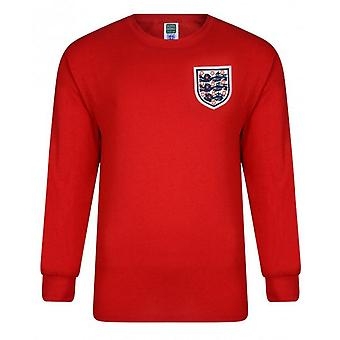 England 1966 World Cup Final Retro Shirt-Red