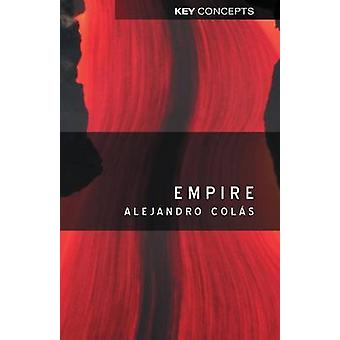 Empire by Alejandro Colas - 9780745632520 Book