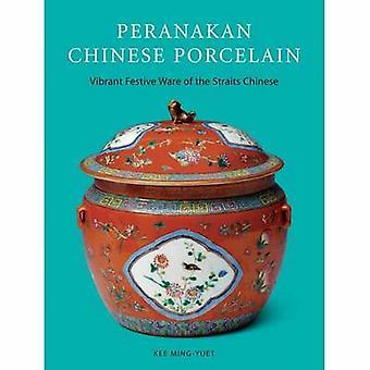 Peranakan kinesisk porcelæn - pulserende festlige Ware af strædet Hagen