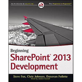 Beginning SharePoint 2013 Development by Steven Fox - Chris (Chris F.