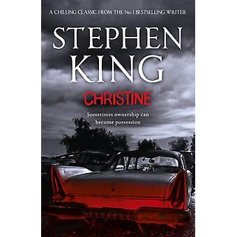 Christine von Stephen King - 9781444720709 Buch