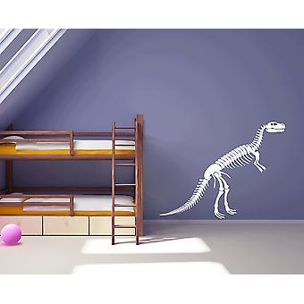 Dinosaur Skeleton Wall Sticker T Rex