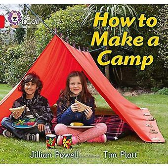 Big Cat Collins - comment faire un Camp: 02 a/rouge A la bande