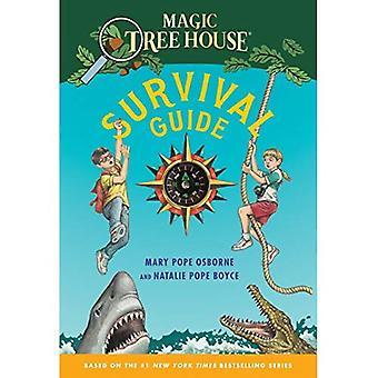 Magic Tree House Survival Guide (en Stepping Stone bok)