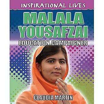 Malala Yousafzai (inspirerande liv)