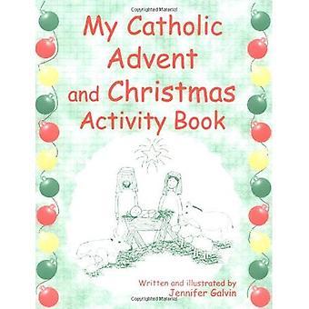 Mon catholique Avent et Noël activité livre