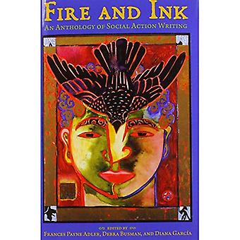 Brand- och bläck: en antologi av sociala åtgärder skriva