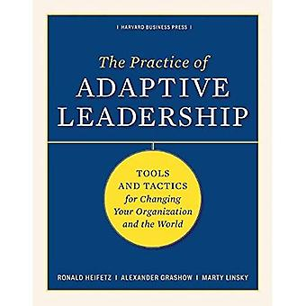 Practice of Adaptive Leadership: A Fieldbook for Practitioners