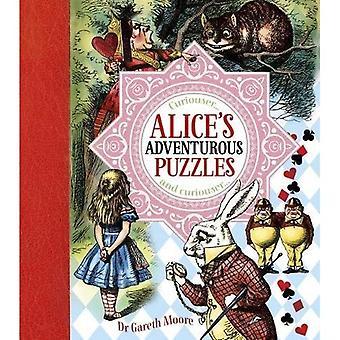 Alice eventyrlystne oppgaver (tema oppgaver)
