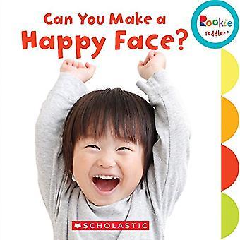 Si può fare una faccia felice? (Rookie Toddler) [Scheda libro]