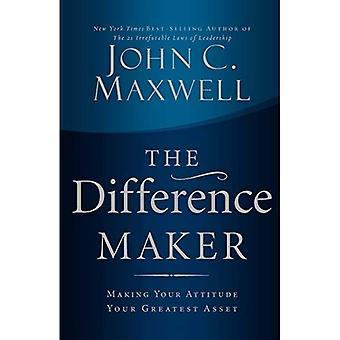 A máquina de diferença: Fazendo sua atitude seu maior patrimônio