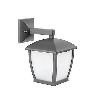 Faro - Wilma Dark grauen kleinen Outdoor-Wand Licht FARO74998
