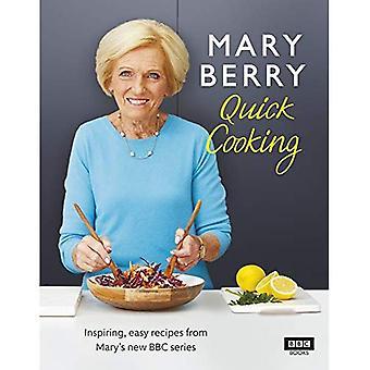 Cuisson rapide de Marie Berry
