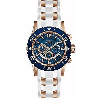 Invicta Pro Diver 23709 Polyurethan, Edelstahl Chronograph Uhr