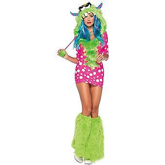 Dot Monster Adult Costume