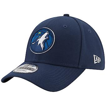 New Era 9Forty Cap - NBA LEAGUE Minnesota Timberwolves navy