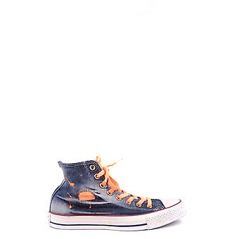 Converse Ezbc119004 Women's Multicolor Fabric Hi Top Sneakers