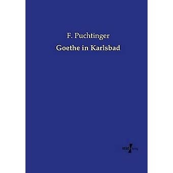 Goethe in Karlsbad durch Puchtinger & F.