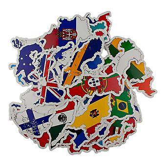 Storpack Stickers and Stickers - Countries