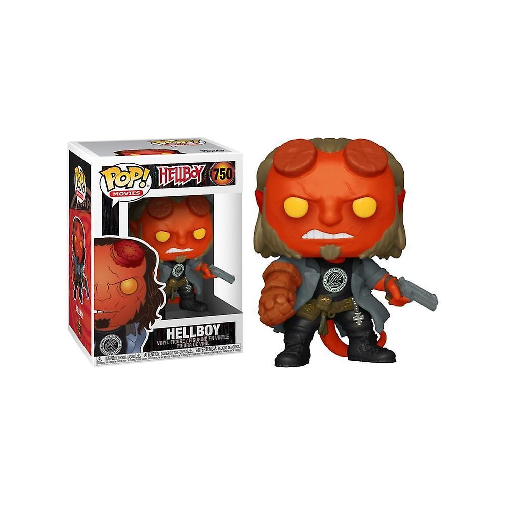 Hellboy In BPRD Tee POP! Vinyl